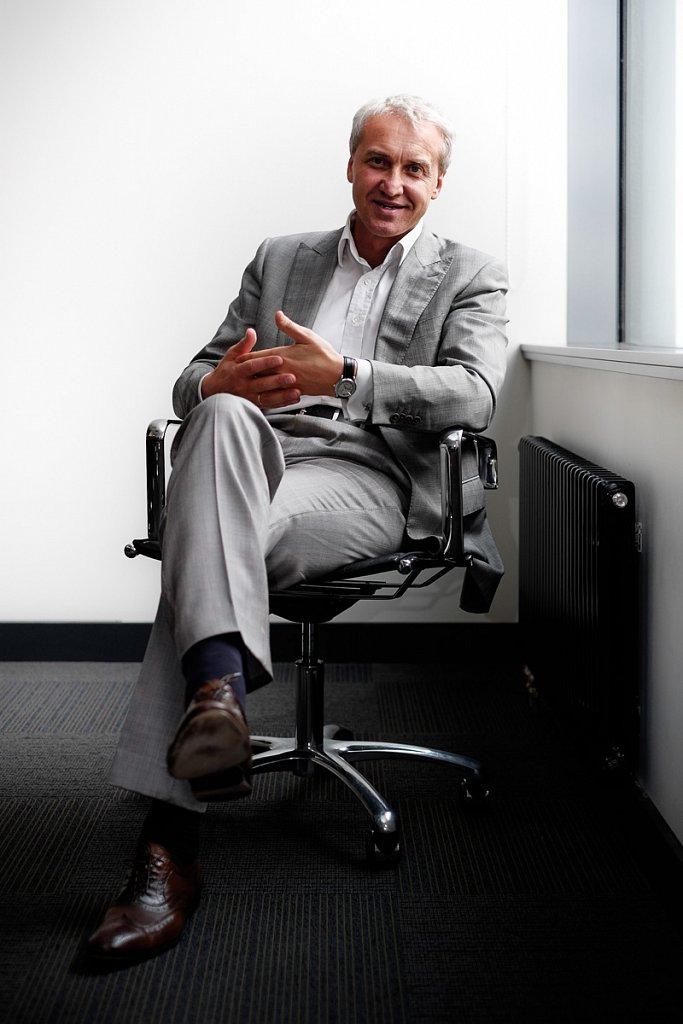 Президент Национальной мясной ассоциации Сергей Юшин
