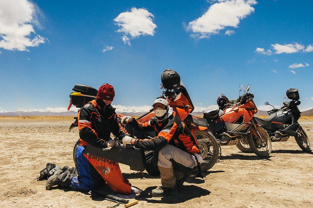 Тибет. Район г. Сага. Май 2009г.